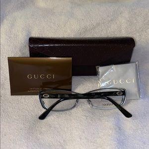 Gucci eye glass frames